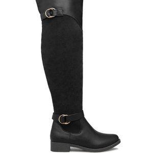 Sivan Thigh High Boots Size 6.5